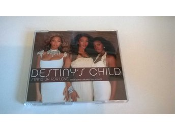 Destiny's Child - Stand Up For Love, CD
