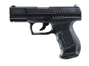 Walther P99 DAO, Blowback