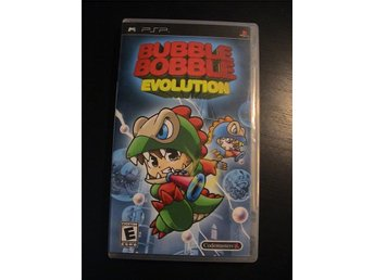 BUBBLE BOBBLE EVOLUTION / SONY PLAYSTATION PORTABLE PSP
