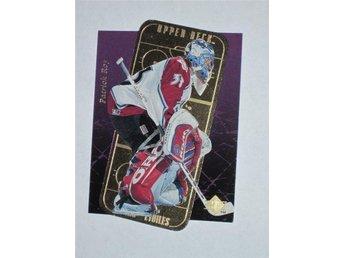 "1995-96 Patrick Roy #9 SP Stars Etoiles ""GOLD"" - Tingsryd - 1995-96 Patrick Roy #9 SP Stars Etoiles ""GOLD"" - Tingsryd"