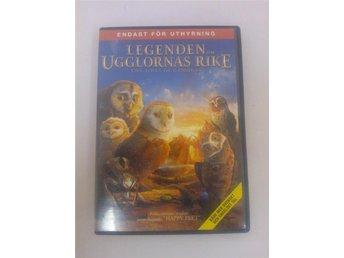 DVD - Legenden Om Ugglornas Rike - Kallinge - DVD - Legenden Om Ugglornas Rike - Kallinge