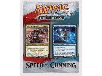 Magic the Gathering Speed vs. Cunning, Duel Decks. Ny och oöppnad. - Vindeln - Magic the Gathering Speed vs. Cunning, Duel Decks. Ny och oöppnad. - Vindeln