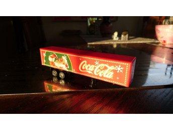 Coca-Cola jultomten långtradar släpp semi-trailer 13 cm lång Santa Christmas - Lund - Coca-Cola jultomten långtradar släpp semi-trailer 13 cm lång Santa Christmas - Lund