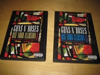 GUNS N´ ROSES - USE YOUR ILLUSION I & II.