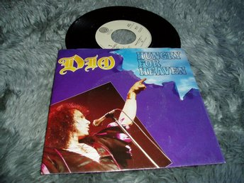 DIO!!- Hungry for heaven -1985 SINGEL