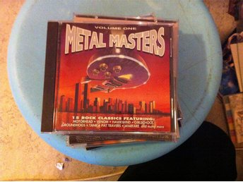 METAL MASTERS - VOLUME ONE