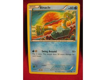 BINACLE - POKEMON - NYTT KORT - FATES COLLIDE 22/124