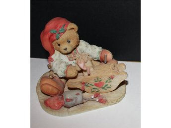 CHERISHED TEDDIES   GINGER