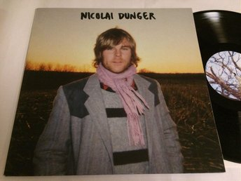 NICOLAI DUNGER Tranquil Isolation LP 2002 Swe HOT STUFF COOL 23