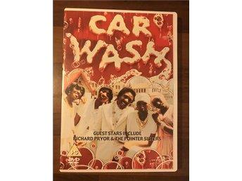 Car wash DVD - Tollarp - Car wash DVD - Tollarp