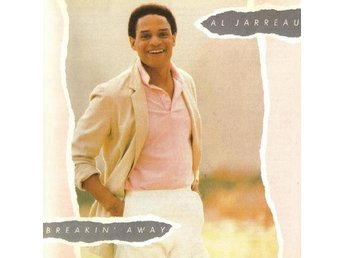 Al Jarreau ‎– Breakin' Away, vinyl LP