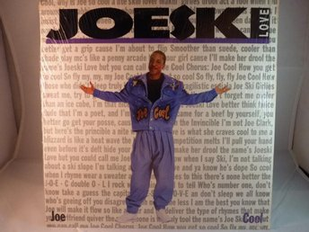 JOESKI  LOVE - JOE COOL   ( MAXISINGEL / VINYL)