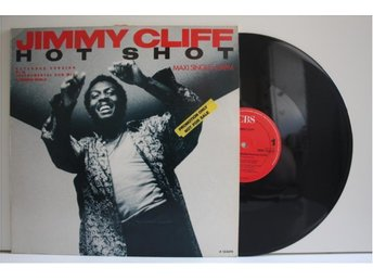 JIMMY CLIFF - HOT SHOT - PROMOTION ONLY