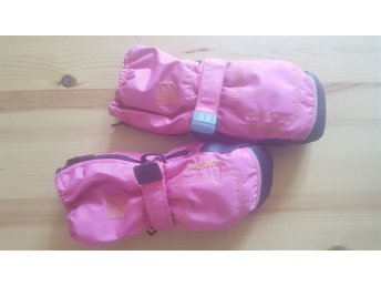 Hestra baby zip long.