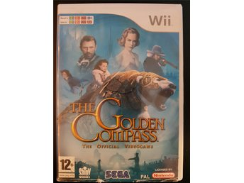 Nintendo Wii - The Golden Compass