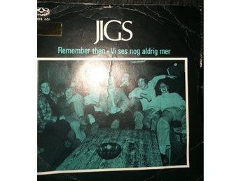 JIGS REMEMBER THEN VINYL I KANONSKICK!