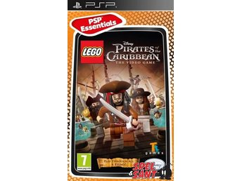 Lego Pirates of the Caribbean The Video Game Essentials