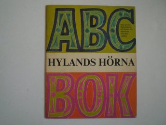 ABC-bok Hylands Hörna