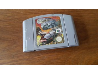 CHOPPER ATTACK N64 BEG