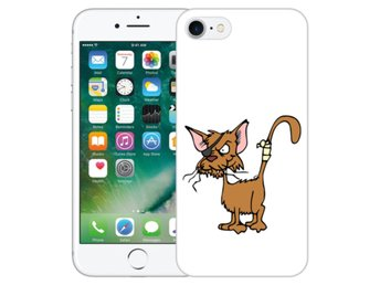 iPhone 7 Skal Skruttig Katt