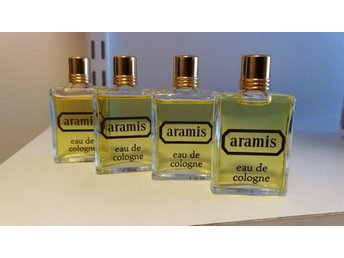 Aramis mini flaskor 4st