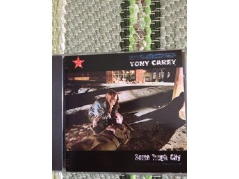Tony Carey-Some tough city CD