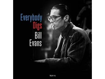 Evans Bill: Everybody digs (Blue) (Vinyl LP)