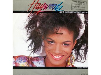 "Haywoode – You´d better not fool around / Megamix (CBS 12"")"