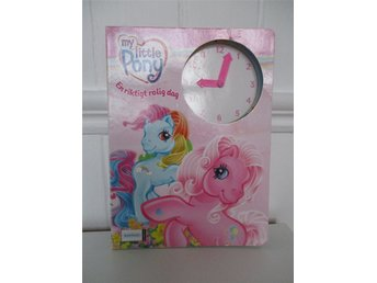 My little pony bok