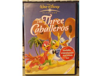 The Tree Caballeros, Dinsey Klassiker Nr 7