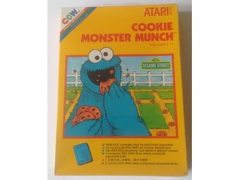 Atari 2600 Cookie Monster Munch