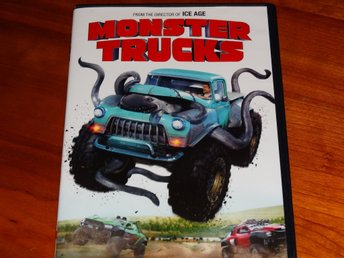 MONSTER TRUCKS ~ Från skaparna av Ice Age