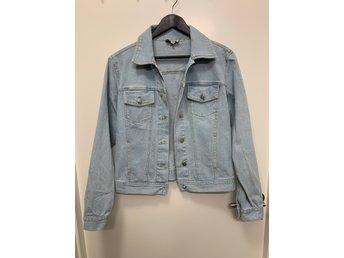 Vintage jeansjacka för dam, Amica, storlek 42, .. (400995042
