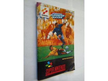 Manualer: International Superstar Soccer Deluxe (End manual)