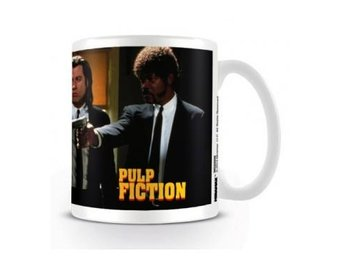Pulp Fiction Mugg Guns