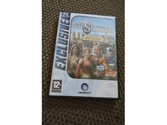 The settlers gold edition + the eastern realm