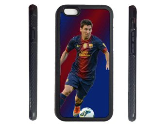 iPhone 6 skal med Messi Barcelona bild