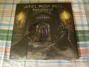 Axel Rudi Pell – The Crest - Gatefold - Inplastad - SPV 308221 2LP - 1st Press