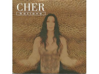 CHER - BELIEVE  (CD MAXI/SINGLE )