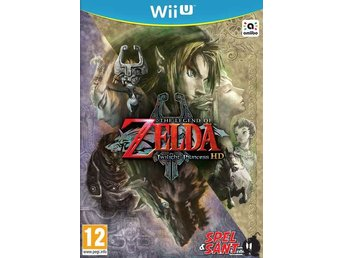 The Legend of Zelda Twilight Princess HD (Bergsala UK4)
