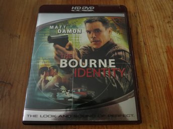 THE BOURNE IDENTITY (HD DVD)
