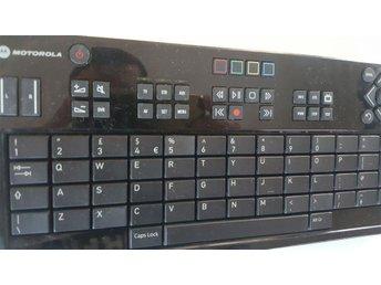 Motorola tangetbord/fjärrkontroll till tv-boxar Motorola VIP1003 osv. - Nyköping - Motorola tangetbord/fjärrkontroll till tv-boxar Motorola VIP1003 osv. - Nyköping