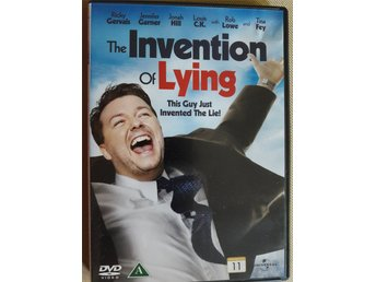 The Invention of Lying. DVD.