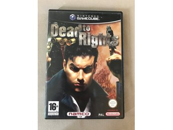 Dead to Rights (Nintendo Gamecube)