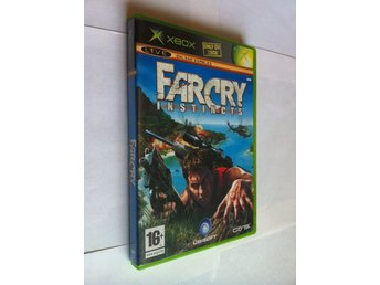 Xbox: Farcry/Far Cry Instincts