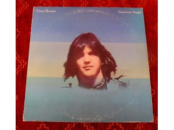 GRAM PARSON Grievous Angel 1974 US Country Rock BYRDS