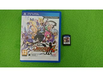 PS Vita Disgaea 4 A Promise Revisited Playstation Vita