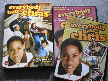 Everybody Hates Chris DVD - The First Season Chris Rock