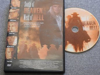 South of Heaven West of Hell DVD Western 2002 Vince Vaughn,Dwight Yoakam