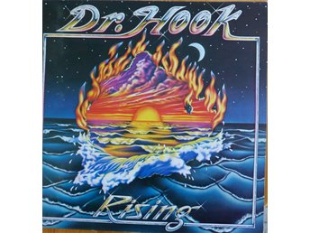 LP - Vinyl - Dr. Hook  - Rising  - 1980